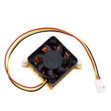 5pcs Aluminium Heatsink Fin Cooler w/Fan For PC Northbridge Chipset Cooling