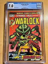 STRANGE TALES #180 (CGC 7.0) 1ST APPEARANCE GAMORA GUARDIANS OF THE GALAXY