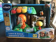 Vtech Learn and Dance Interactive Zoo *New*