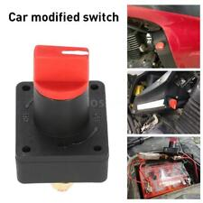 CAR AUTO BOAT CAMPER 100A BATTERY ISOLATOR DISCONNECT CUT OFF KILL SWITCH L8D7