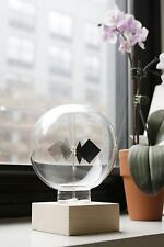 Kikkerland Solar Powered Crookes Radiometer Retro Home Office Desk Decor Gift