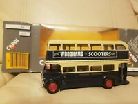 Corgi 12cm Long Diecast D599/1 - AEC London and Manchester Bus.
