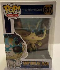 Funko - Pop Movies: Shape of Water Amphibian Man #637