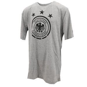 Deutscher Fussball-Bund Official Adidas Kids Youth Size T-Shirt New with Tags