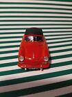 Porsche 356B T6 1600 Super Coupe red 1/43 1:43