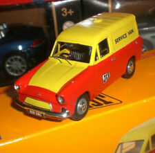 CORGI 99714 VOITURE ANTIQUE FORD ANGLIA SERVICE JCB LIMITED EDITION 1:43 NEW OVP