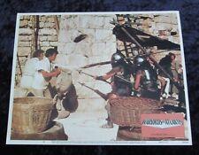 WARLORDS OF ATLANTIS lobby card #8 PETER GILMORE, DOUG McCLURE