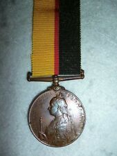 Queen's Sudan Medal 1896-98, Bronze issue to a Syce, 1st Bombay Lancers