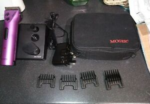 Wahl Moser Arco 1854 Cordless Clipper limited special edition with extra battery