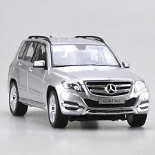 Mercedes-Benz GLK300 Model Cars 1:18 Toys Collection&Gifts Alloy Diecast Silver