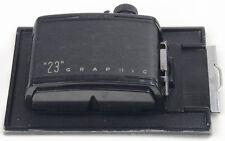 "GRAPHIC 5x4 ""23"" 120 Film Holder - 6x9 -"