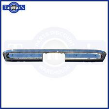 1967-1986 C/K 87 R/V Stepside/Fenderside Pickup Rear Bumper Triple Chrome Plated
