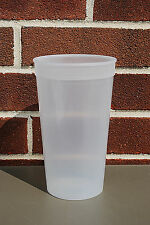 """1-Box of 300 / WNA 32-Ounce """"Natural"""" Blank Plastic Souvenir Cups Only (#L2569)"""