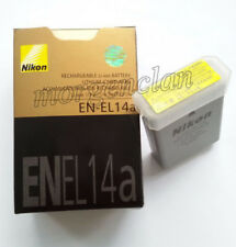 EN-EL14a Battery For Nikon Coolpix Df P7000 P7100 P7700 P7800 D5300 D5100 D5200