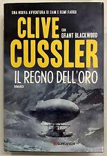 Il regno dell'oro Clive Cussler Sam Remi Fargo
