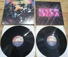 KISS Alive! 2014 ZZ  Limited Press 180G Double Vinyl + Evolution Booklet SEALED