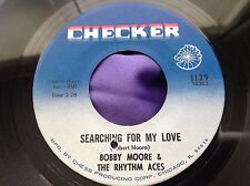 Original Northern Soul 45 : Bobby Moore & The Rhythm Aces ~ Checker 1129