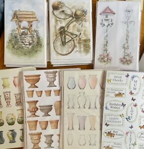 Katy Sue Flower Soft - Assorted Card Toppers, Scrapbook Embellishments & Wires