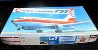 hasegawa 10507 modellflugzeug bausatz boeing 737 LA7 ovp 1:200
