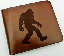 YETI LEATHER EMBOSSED WALLET