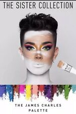 MORPHE x James Charles Inner Artist Eyeshadow Palette 2018* AUTHENTIC * 🎨