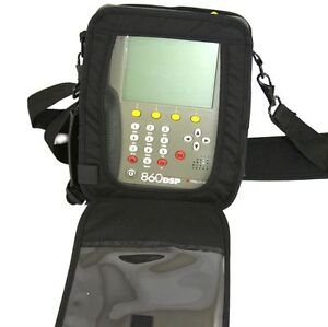 Meter Bag / case for Trilithic 860 DSPi meter, APS860CHE, APS