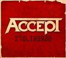 Stalingrad [Slipcase] by Accept (CD, Apr-2012, Nuclear Blast)