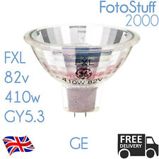 FXL 82v 410w GY5.3 GE 21613 93526 Projector Bulb Lamp FXL UK Stock