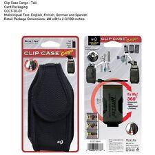 Nite Ize Clip Case Cargo Tall Black CCCT-03-01