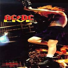 AC/DC Live [Collector's Edition] [Remaster] by AC/DC (CD, Oct-1992, 2 Discs, Atc
