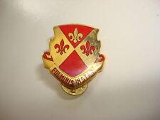 World War II Metal Pin, US 387th FIELD ARTILLERY BN