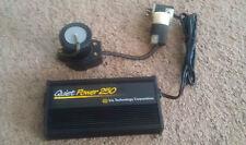 NEW Iris QP-250 Quiet Power M998 M35A2 INVERTER W/NATO Slave Cable 24V To 120V