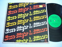 SIGNED Dave Major & the Minors Second Album Stereo LP VG+