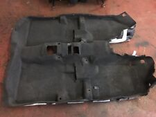 TOYOTA IQ 2010  FLOOR CARPET LINER LINING  REAR & FRONT COMPLETE  09-2015