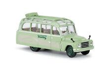 """Brekina 58183 Hanomag L 28 Lohner Bus """"Touring"""" Von Starline"""