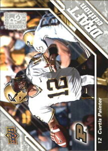 2009 Upper Deck Draft Edition Football Card Pick