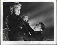 Of Mice and Men Lon Chaney Jr LOT 2 Original 1939 Promo Photos Steinbeck
