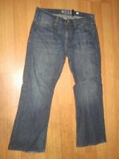 guess jeans falcon boot cut jeans 36 31