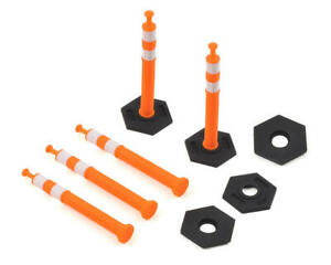 RC4WD 1/12 Highway Traffic Cones (5) [RC4ZS1619]