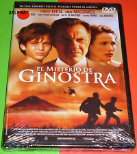 EL MISTERIO DE GINOSTRA / Ginostra -DVD R2- English Español - Precintada