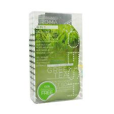 VOESH Pedicure Spa Set 4-in-1 Green Tea Sens Salt Scrub Masque Massage Lotion