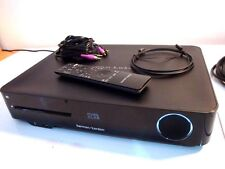 HARMAN KARDON BDS-275 HDMI / 3-D RECEIVER / 2.1 BLURAY BLUETOOTH / TOP ! #GIN43