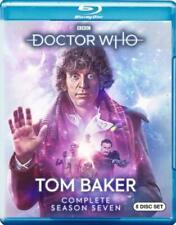 Doctor Who: Tom Baker The Complete Season Seven (DVD,2019)