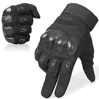Army Military Tactical Full Finger Gloves Outdoor Men Shooting Airsoft Hunting