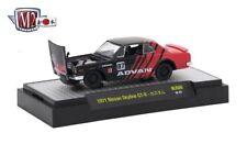 1971 Nissan Skyline GT-R  Advan Racing ** M2 Machines Japan 1/3200 MiJo 1:64 NEU