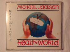 MICHAEL JACKSON Heal the world cd singolo 4 TRACKS COME NUOVO LIKE NEW!!!