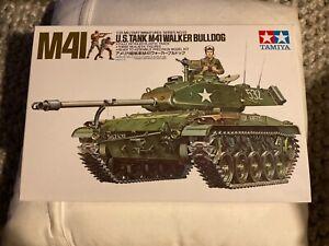 Tamiya Model kit 1/35 US M41 Walker Bulldog