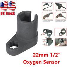 "Universal 22mm 1/2"" Drive Oxygen Sensor Socket Wrench Offset Removal Socket Tool(Fits: Rabbit)"