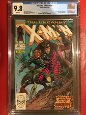 Uncanny X-MEN #266 🔥 CGC 9.8 White Pages 1st Full Appearance of Gambit 🔥