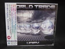 WORLD TRADE Unify + 1 JAPAN CD Yes Asia Unruly Child Billy Sherwood Toto